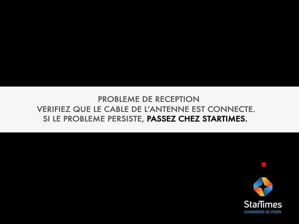 Startimes attaque canal