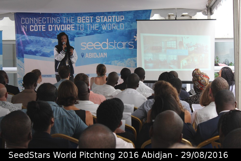 SeedStars World Pitchting 2016 Abidjan