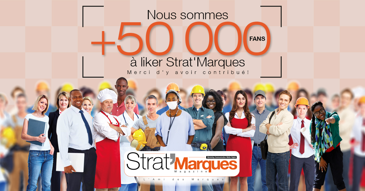 facebook_50000_fans Strat'marques