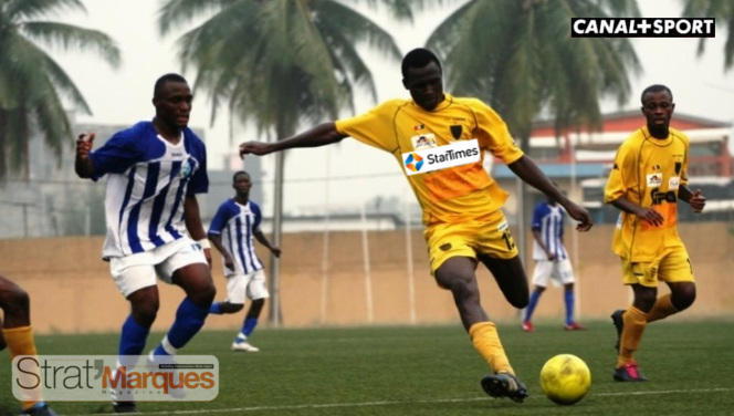 ligue 1 ivoirienne by Stratmarques