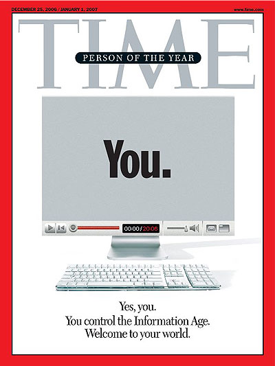 Time: Person of the year 2006