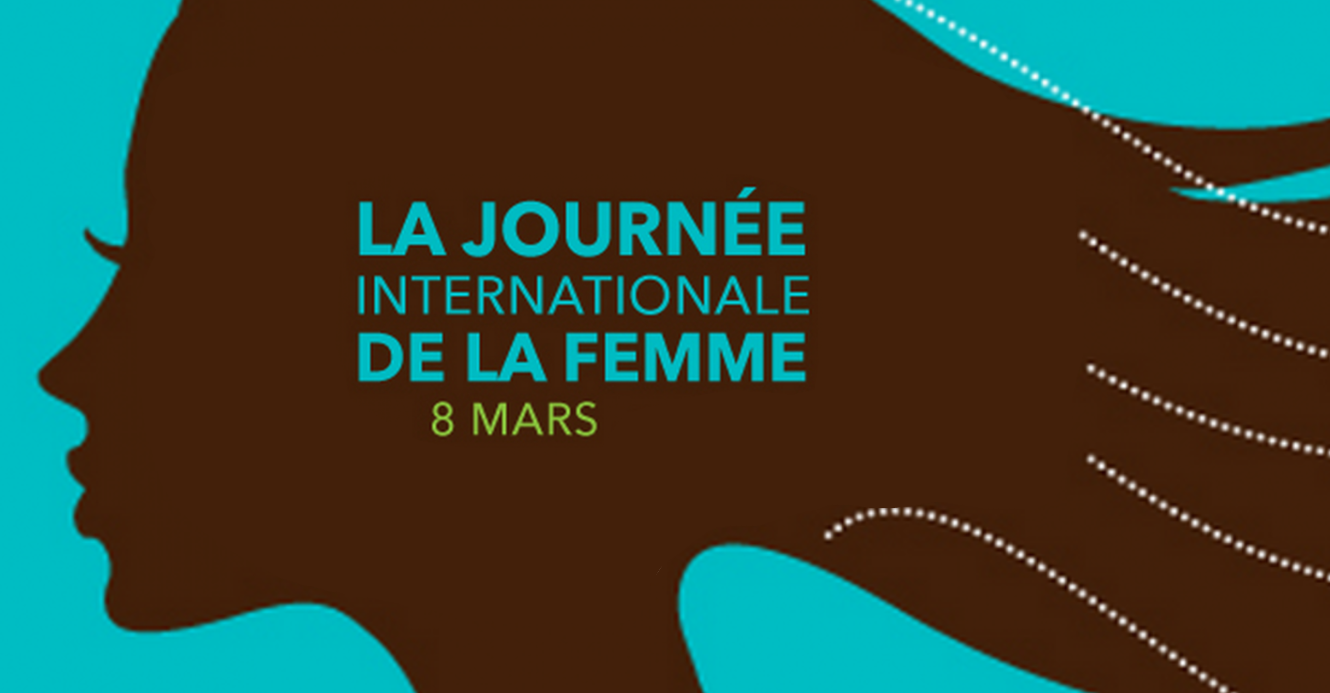 8 mars Journée internationale de la femme