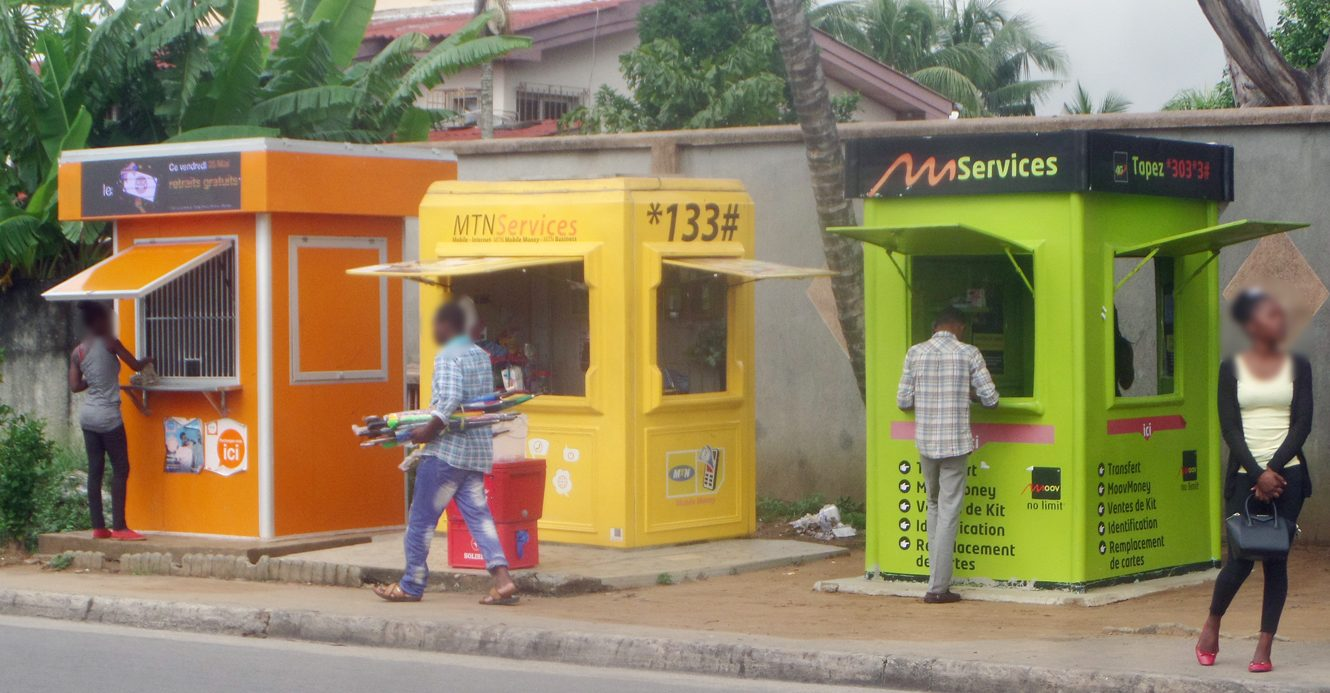 Box Mobile Money Orange-MTN-Moov