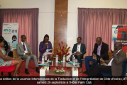 En images, la 3ème édition de la Journée Internationale de la Traduction et de l'interprétation de Côte d'Ivoire (JITI-CI 2018) à l'Hôtel Palm Club d'Abidjan