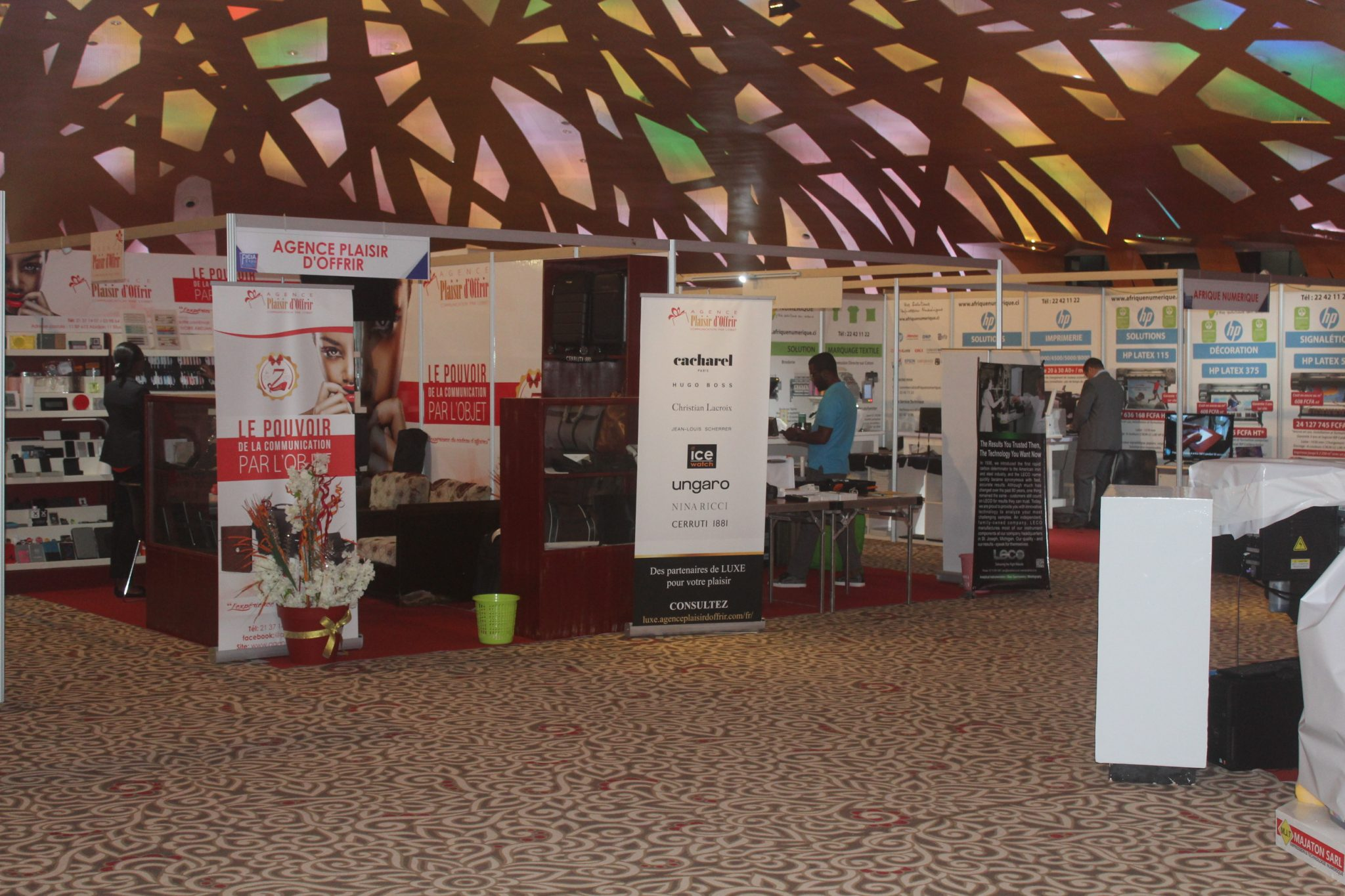 FICIA Expo 2018_les stands